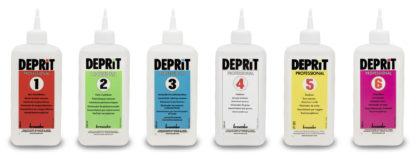 Produktflasker 6 stk a 0,5 liter