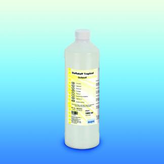 Flaske med produkt en liter
