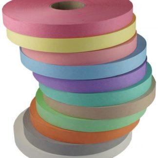 Merkepapir assorterte farger